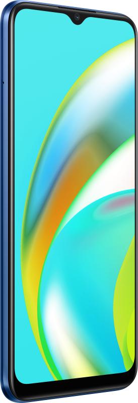 Realme C12 (4G 3GB 32GB Marine Blue) With Official Warranty
