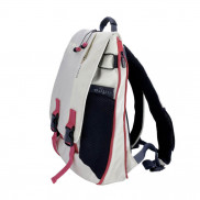 CROWN Laptop Backpack Harmony 33 SIZE 156 BPH3315 White with Red Stripes Price in Pakistan