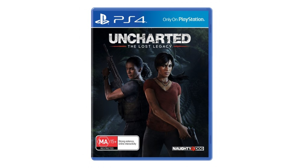 Uncharted 5 Lost Legacy Playstation 4 Price In Pakistan