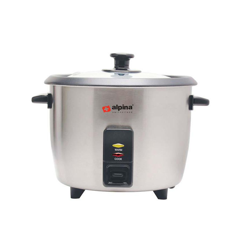 Alpina Sf 1911 Stainless Steel Rice Cooker 1 5l In Pakist
