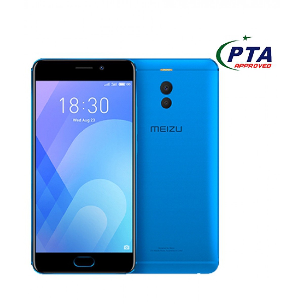 meizu m6 note blue price in pakistan home shopping. Black Bedroom Furniture Sets. Home Design Ideas