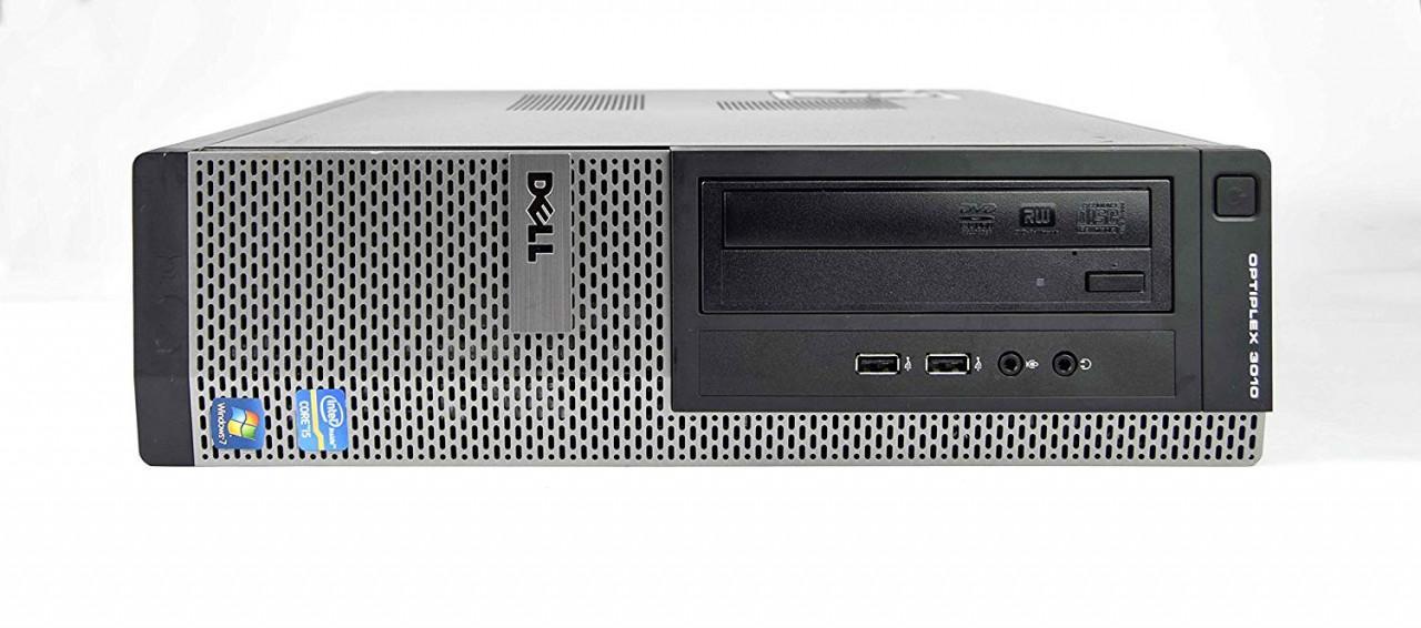 Dell Optiplex 3010 Sff Intel Core I5 3 30 Ghz Processor 3Rd Generation  4GB-RAM 500GB-Hard