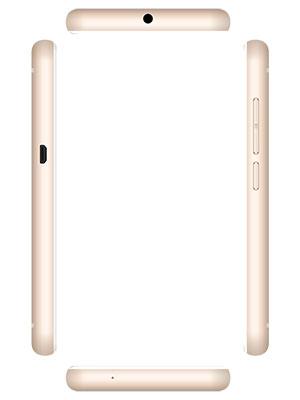 QMobile Noir i1 Dual Sim (3G - 8GB) White