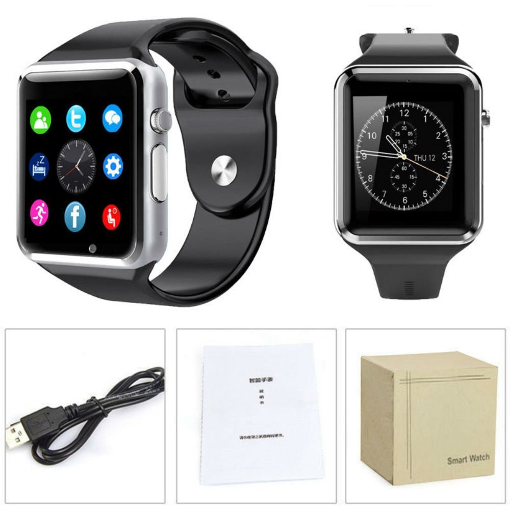 bc70112a359cd8 Android Bluetooth Smartwatch A1 Price in Pakistan - Home Shopping
