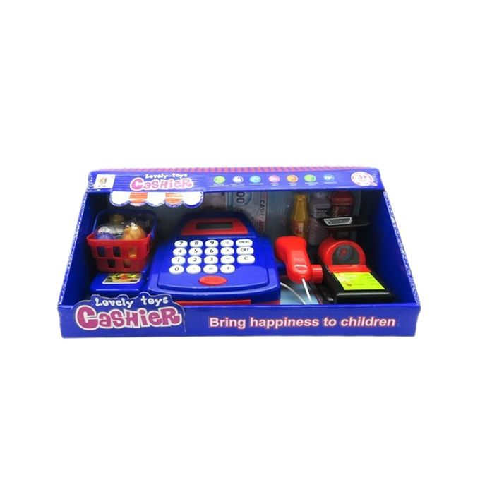 Lovely Toy Cashier Machine Set Price In Pakistan