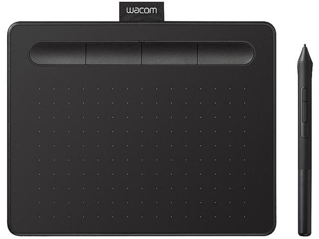 Wacom Intuos CTL-4100 Small Bluetooth Model Graphic Drawing Tablet 4096  Pressure Level (1 Year Warranty)