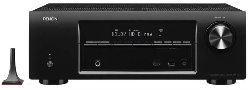 denon avr 1713 5 1 channel 3d pass through and networking home rh homeshopping pk Denon Exercise Freaks Manuals Denon Exercise Freaks Manuals