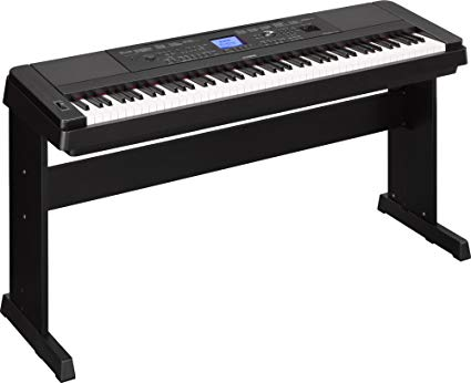 Yamaha DGX 660 Portable Grand Digital Piano White Price in Pakist
