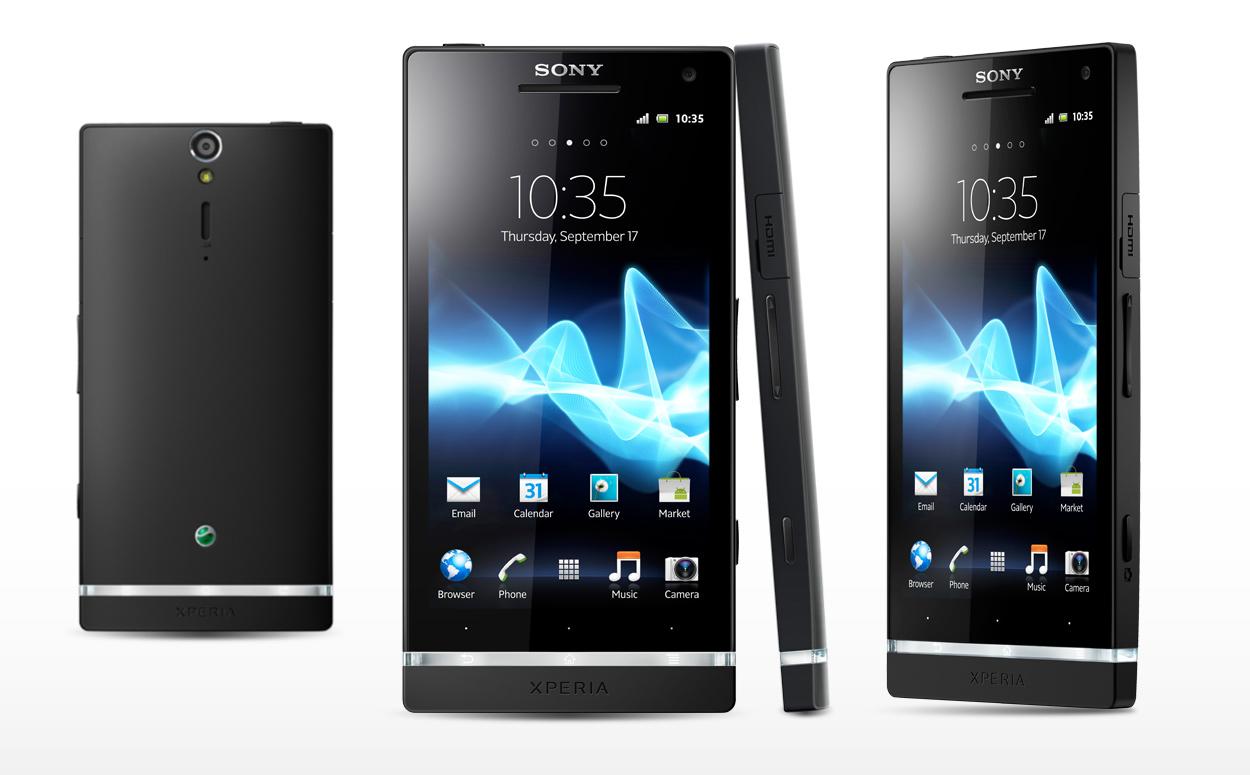 Phone Sony Ericson Android Phone sony ericsson xperia sl