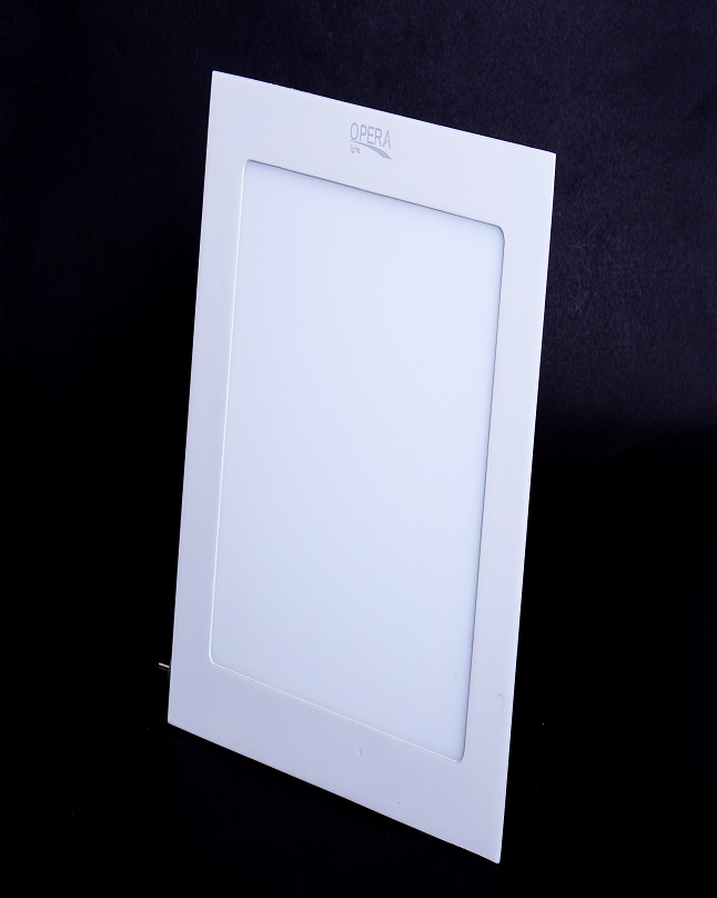 Opera Led Panel Light 15W Square White Price In Pakistan