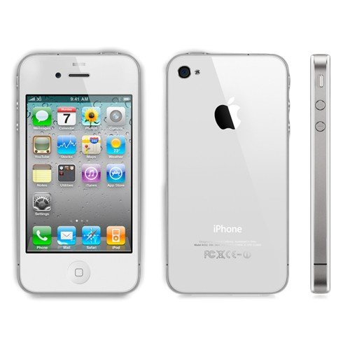 products Apple iPhone S GB White Factory Unlocked in Pakistan