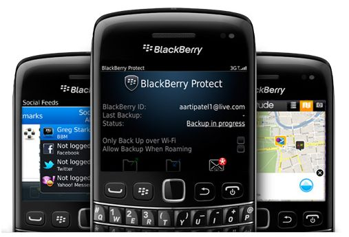 BlackBerry Bold 9790 (Black) American Stock