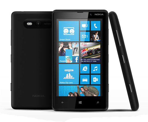 Thay màn hình, thay mặt kính nokia Lumia 820