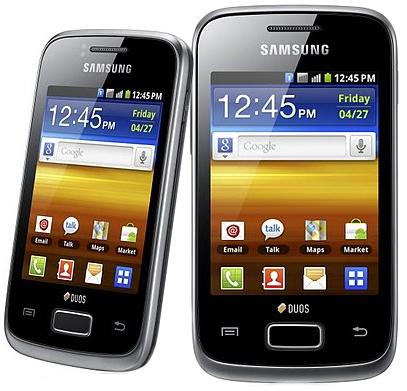 samsung galaxy y duos s6102 price in pakistan homeshopping rh homeshopping pk Samsung Galaxy Pro Samsung Galaxy Y Phone