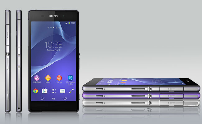 big sale 064ff 39a0f Sony Xperia Z2 D6503 (4G - 16GB) Black