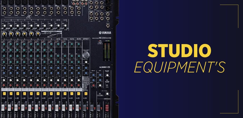 Studio Equipments Price in Pakistan