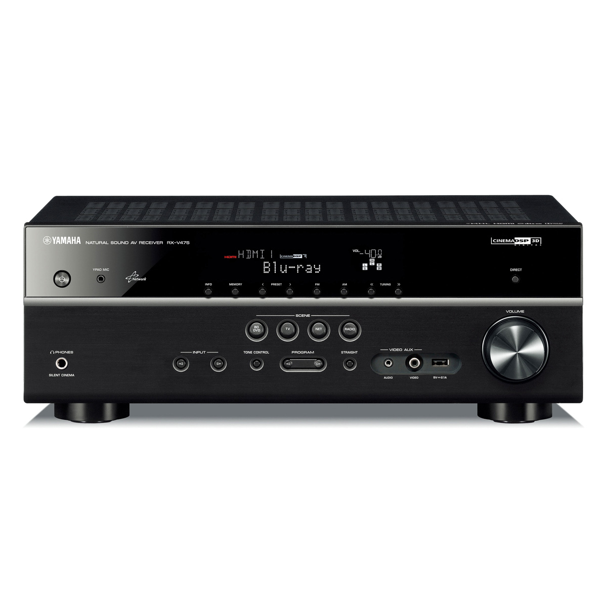 yamaha rx v475 5 1 channel av receiver price in pakistan