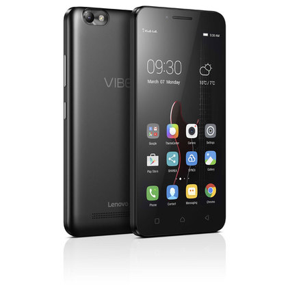 the latest cdd60 14375 Lenovo Vibe C A2020a40 Dual Sim (4G - 16GB) Black