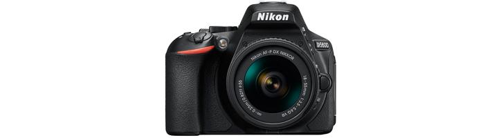 Nikon D5600 DX-format Digital SLR w/ 18-55mm VR II Kit (1 Year Camtronix  Warranty)