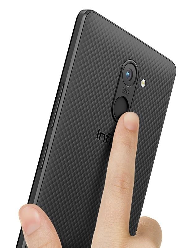 Infinix Hot 4 X5511 Dual Sim (4G - 16GB) Black