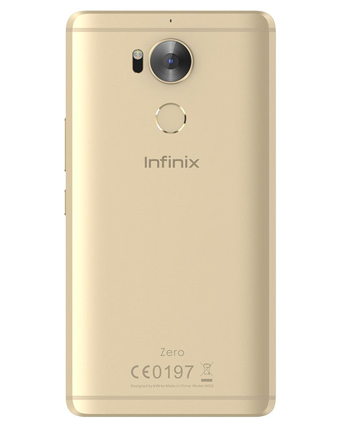 Infinix Zero 4 Plus X602 (4G, 64GB, 4GB, Gold)