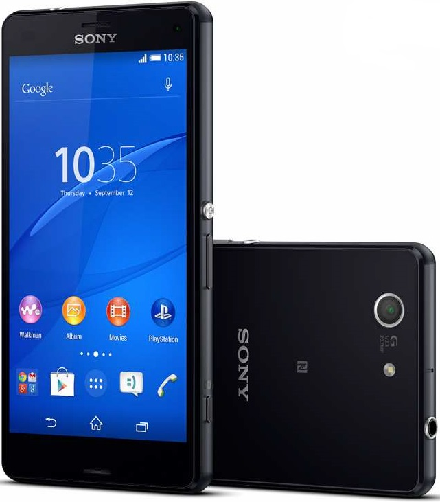 Sony Xperia Z3 Compact Docomo (2GB RAM, 16GB ROM, Black) American Used