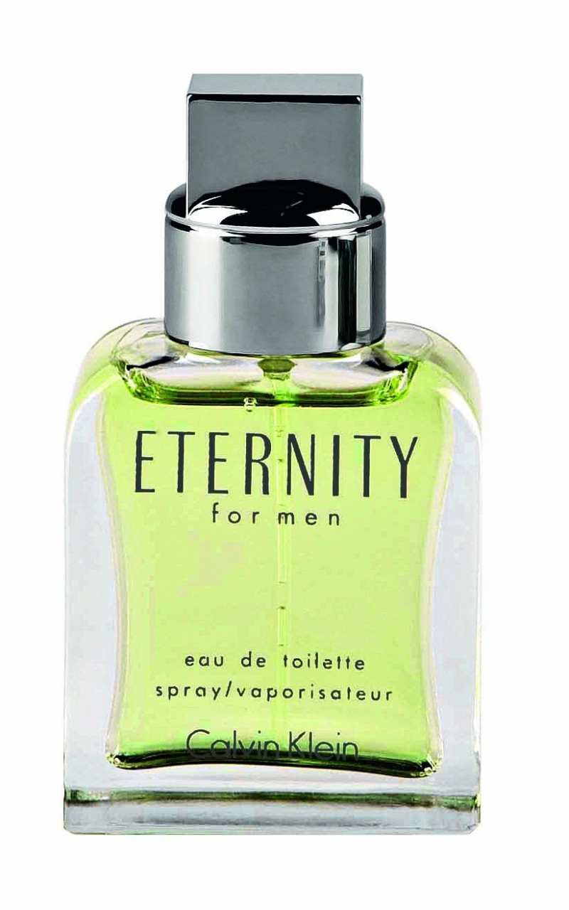 calvin klein eternity eau de toilette for 100 ml be