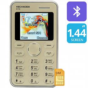 Kechaoda K116+ Dual Sim Price in Pakistan - Home Shopping