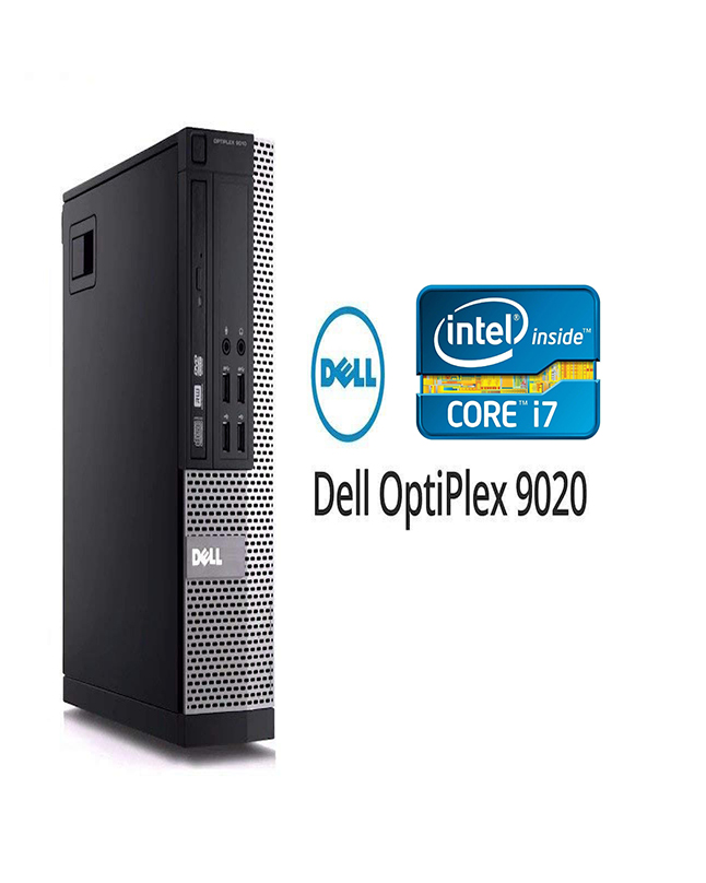 Dell OptiPlex 9010 Tower Gaming PC Core i7 8GB RAM 320GB