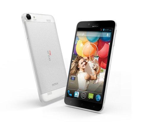 2dd89f84d00 INTEX AQUA OCTA (3G, 16GB, White) Price in Pakistan - Homeshopping