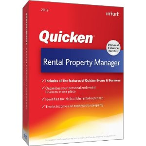Quicken Rental Property Manager  Review