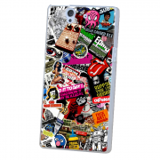Sony Xperia Z Covers Design 4 in Pakistan