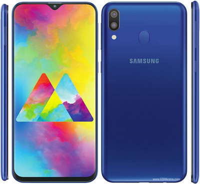 samsung galaxy m20 64gb price in pakistan blue home shopping. Black Bedroom Furniture Sets. Home Design Ideas