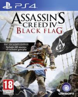 Assassins Creed IV Black Flag PS4 in Pakistan