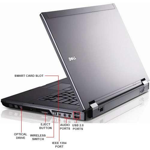 Dell Latitude E6410 Core i5 1st Gen 2 5Ghz, 4GB RAM, 250GB HDD, 14 1