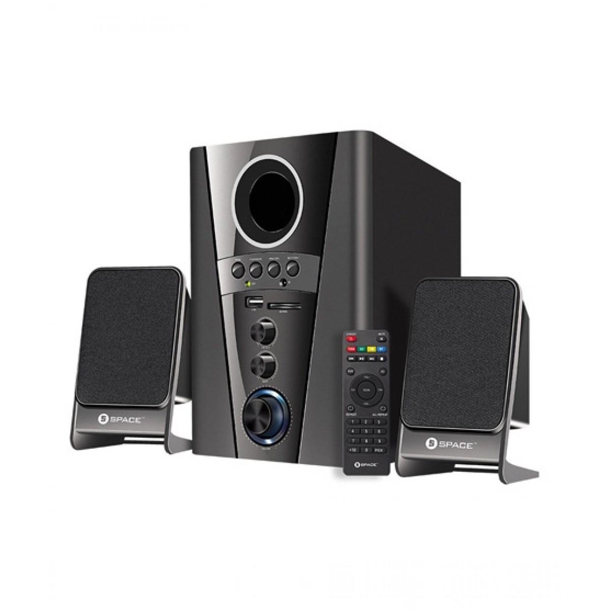 Space Ap924 Amplify Bluetooth Speaker System Price In Pakistan