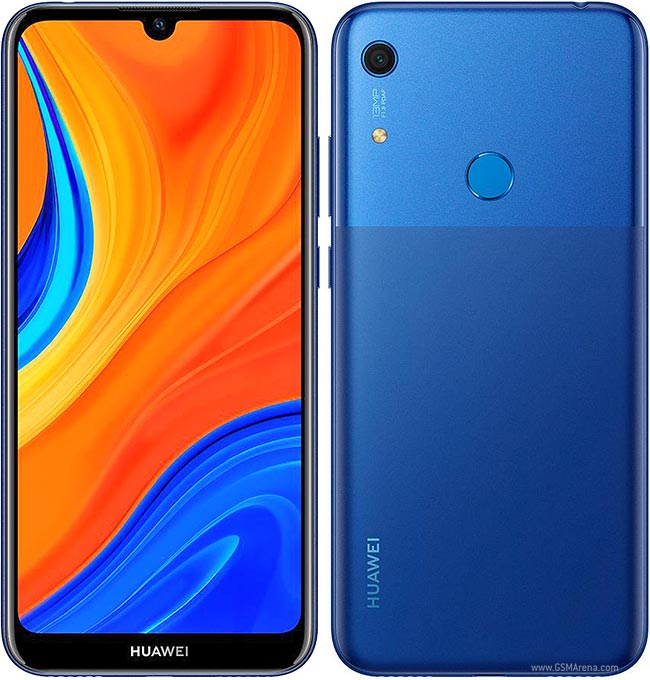 HUAWEI Y6s Dual Sim (4G, 3GB, 64GB,Orchid Blue) With Official Warranty