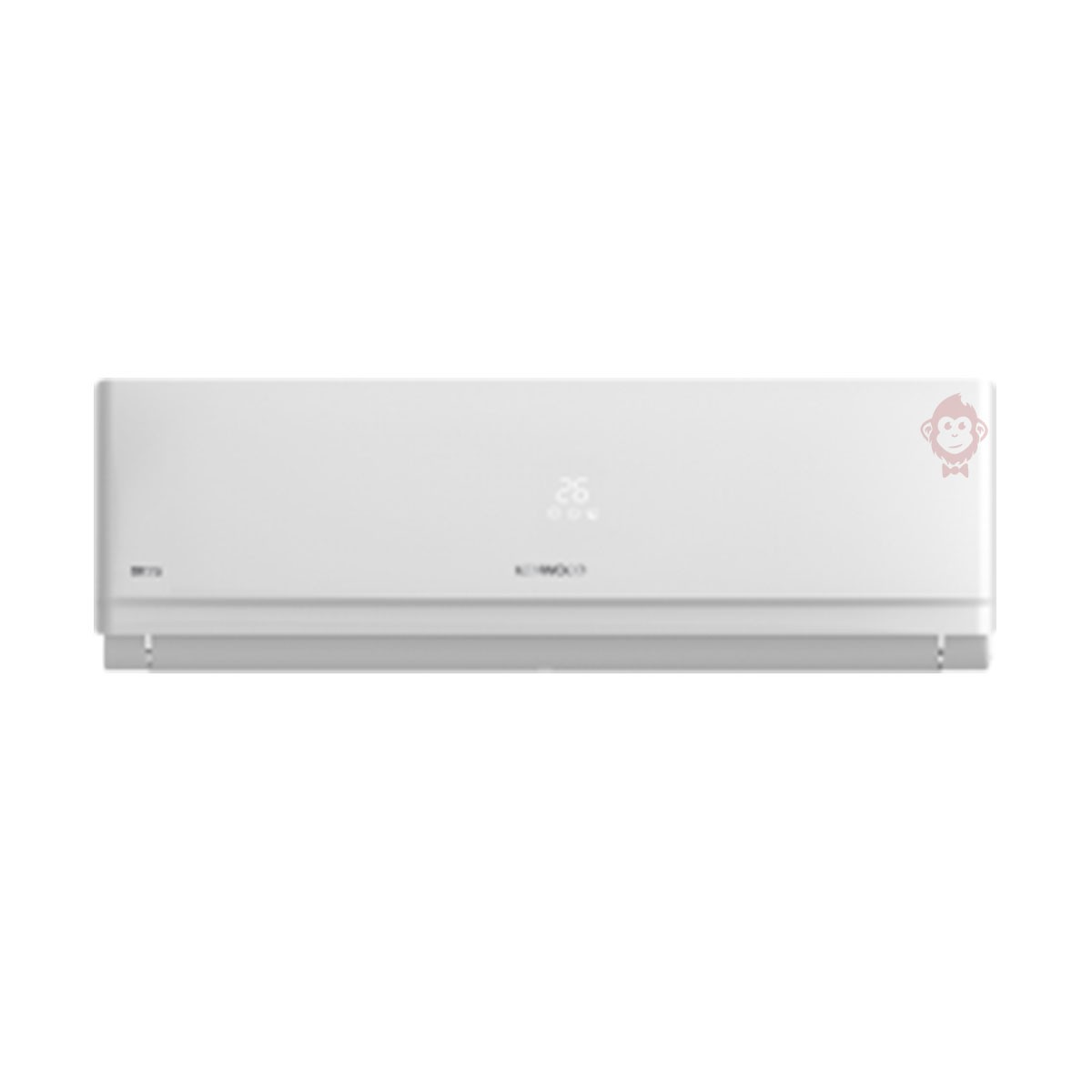 Air Conditioners Kenwood KLV 1205S eLVS 1 Ton Split Air Conditioner #646467