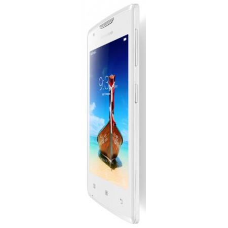 Lenovo A1000 Dual Sim (3G - 8GB) White