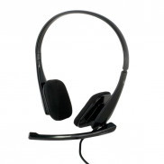 CROWN Portable Pc Headset CMH941bk Black Price in Pakistan