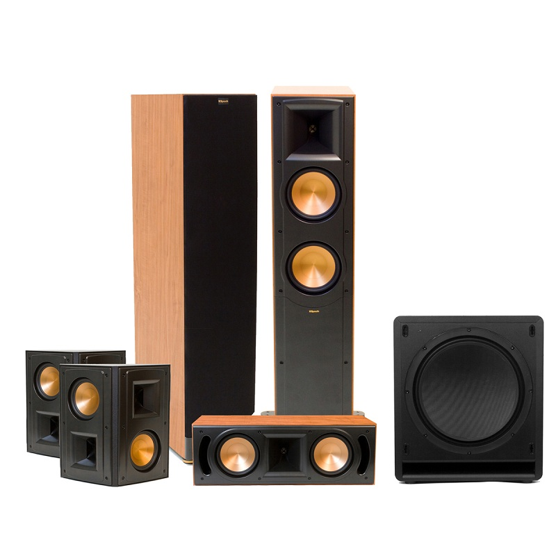 klipsch rf 62 ii home theater system in pakistan. Black Bedroom Furniture Sets. Home Design Ideas
