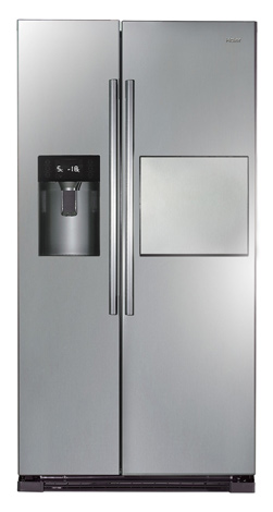 haier side by side refrigerator hrf 628af6 in pakistan. Black Bedroom Furniture Sets. Home Design Ideas