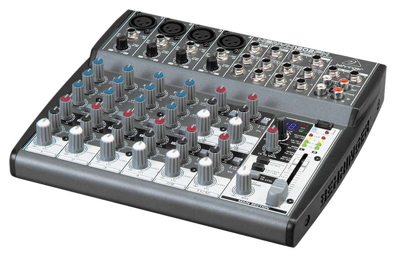 Behringer Audio Mixer XENYX 1202FX Price In Pakistan