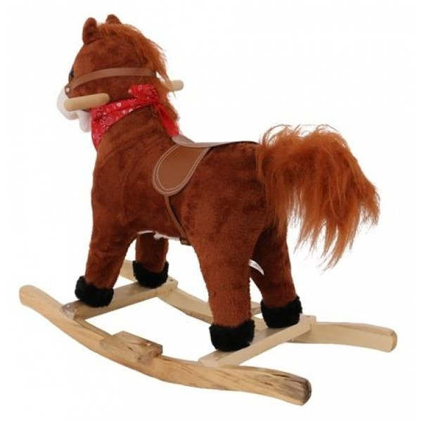 Kids Rocking Horse With Sound