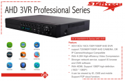 Star Tech 4 Channel DVR AHD 2 HDD ST8104 Price in Pakistan