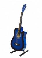 Sparow Italian 39C Acoustic Guitar Tropical Blue price in Pakistan