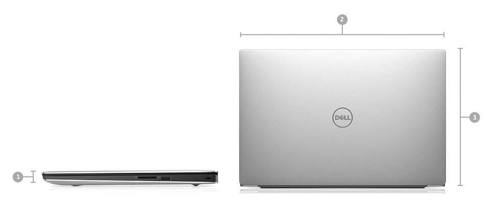Dell XPS 15 9570 Intel Core i7 8750H 16GB RAM 512GB M 2 NVMe SSD Nvidia  GeForce GTX 1050 4GB 15 6