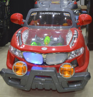 Kids Electric Sport Racer Car Thunder Suv Model No 631 Price In Pakistan