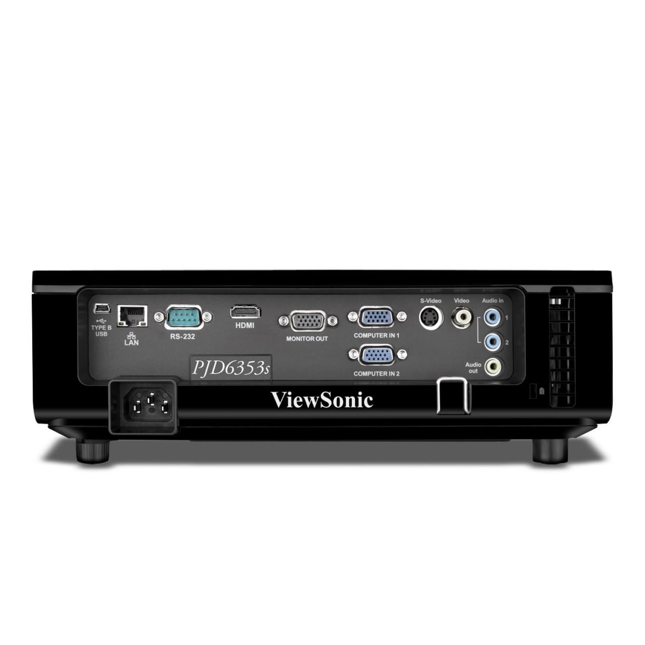 Viewsonic Pjd6353s Xga 1024x768 Dlp Projector In Pakistan 28