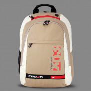 CROWN Laptop Backpack Vigorous X03 SIZE 156 BPV315 Beige Price in Pakistan